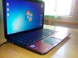 Toshiba i5 Ram 4gig 500gig HD 4th gen