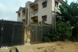 10flats for sale in alagbole 20million