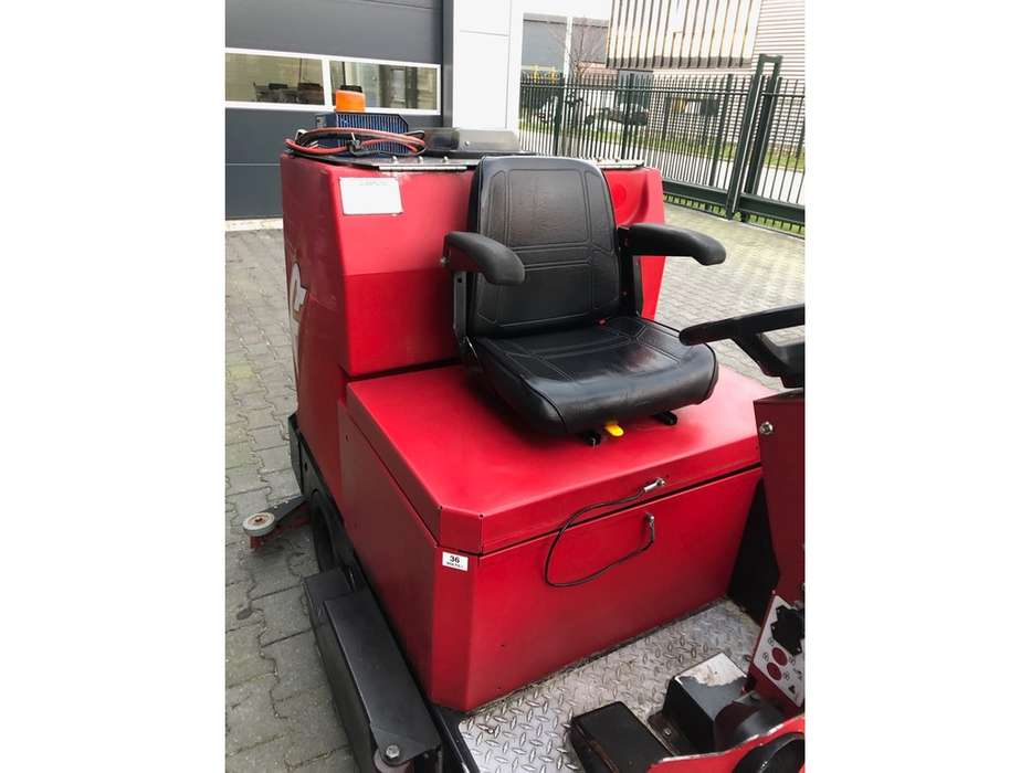 Factory Cat XR40-D Schrobmachine - image 11