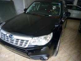 Subaru Forester Black Forester KCP