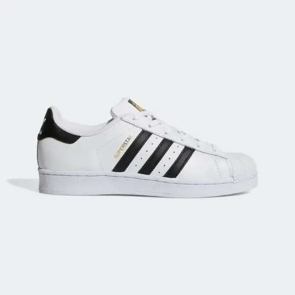 New adidas superstar white and black for sale at a cool price ... a29c1ad88