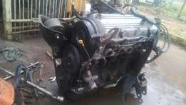 Mazda b3 engine+gearbox