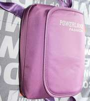 Powerland Unisex Smart Device Bag - Purple (Never been Used)