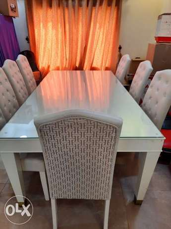 Quality dining table for sale عراد -  1