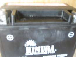 Second Hand Bike / Scooter Batteries - R170.00