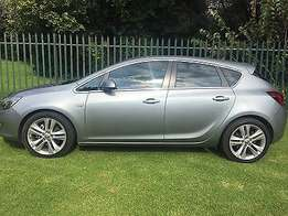 Opel Astra in a very good condition for sale