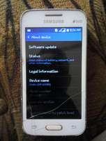 Galaxy ace 4 neo #duos# touch cracked but works perfectly