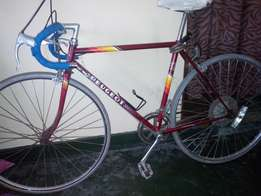 Recer bike in a good condition