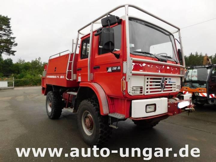 Renault M150 Midliner 4x4 Feuerwehr Tlf 2000 Off-road Wald - 1997