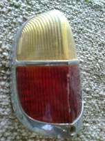 Opel?, old model: tail light lens