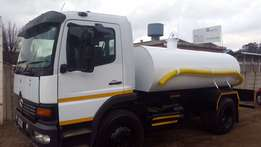 Mercedes Benz 10000l Water Truck