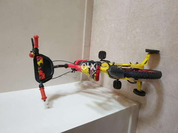 Kids bicycle for 3-5 years old