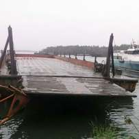 barge of 1000mt for sale