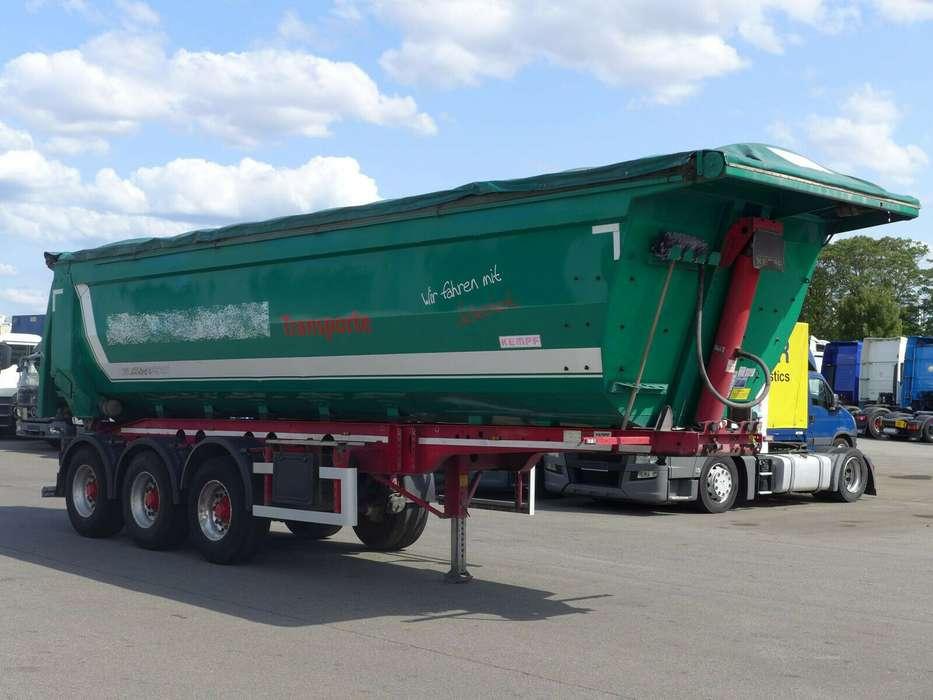 Kempf SKM 35/3*Liftachse*TÜV*36m³*BPW*Rollplane* - 2013 - image 2
