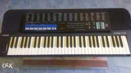 Tone Bank Keyboard CASIO
