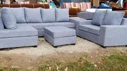 Selling corner seat with sofabed at an affordable price