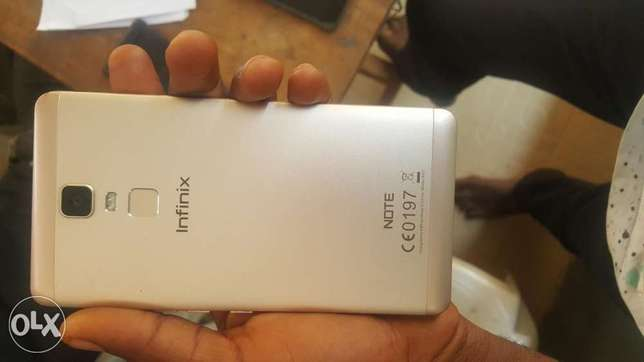Just like new infinix note 3 for sale Ibadan North - image 2