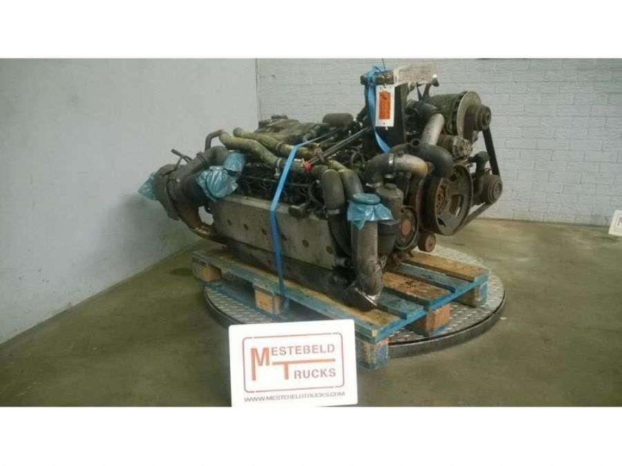 Mercedes-Benz Om 906 La Engine For - 2004
