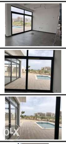 Ready to move stand alone in soma bay beach front with 5years plan الغردقة -  5
