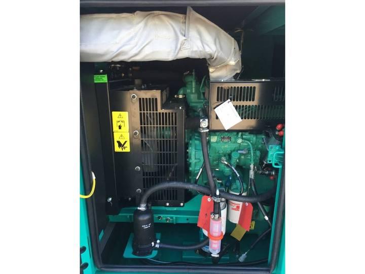 Cummins C17 D5 - 16,5 kVA Generator - DPX-18500 - 2019 - image 11