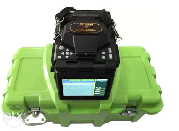 FTTH_SKYCOM T-207H Splicing Machine