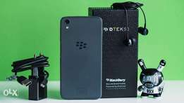 Brand New Sealed Blackberry DTEK 50 at 24000 with 1yr warranty