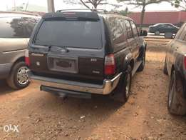 Neatly Foreign Used Toyota 4Runner SR5 00