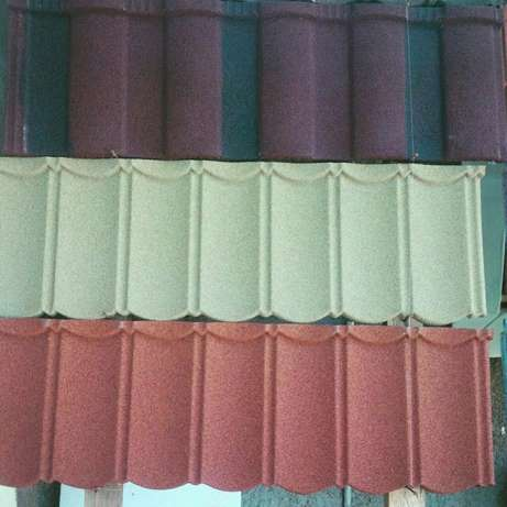 Stone coated roofing tiles Industrial Area - image 2