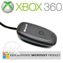 Official Xbox 360 Microsoft Wireless Pc Gaming Receiver for Windows