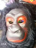 Halloween Funny Mask,Super Adorable Gorilla Mask