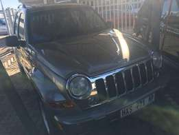 2007 Jeep Cherokee Limited, 3.7lt, Automatic
