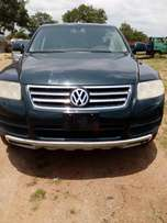 This is a good Volkswagen tuareg