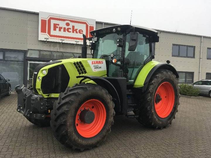 Claas Arion 660 Cis + - 2018