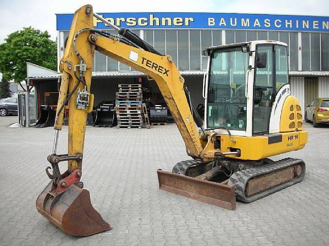 Schaeff HR 16 / Terex ZR35 - 2005