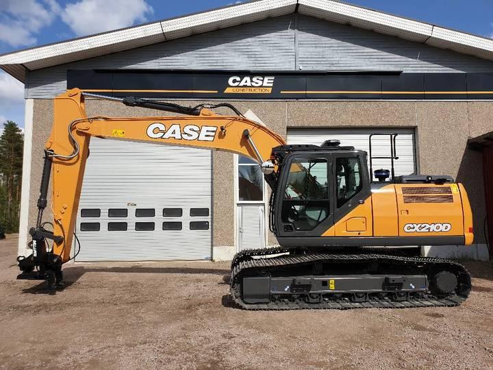Case Cx210d Lc - 2019
