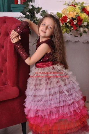 73ff87b7348dc6c Аренда выпускных нарядов. Комплект: платье, перчатки, шляпка. Донецк -  изображение 3
