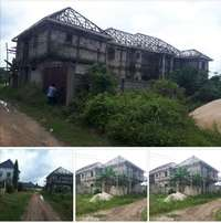 5units 2bedroom flats for sale beside omagwa airport port harcourt.