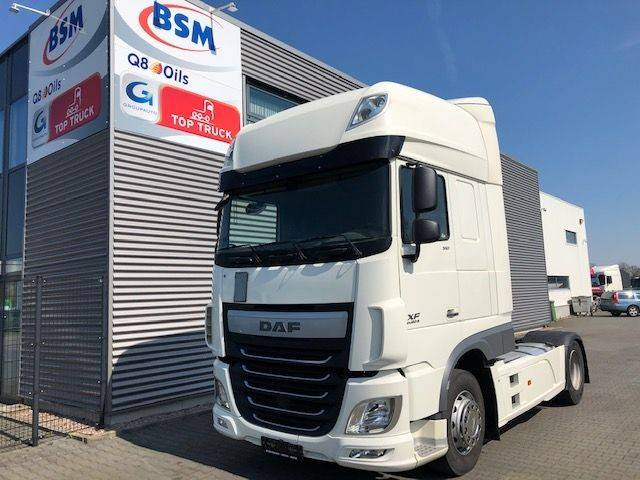 DAF Xf510ft Ssc - 2015