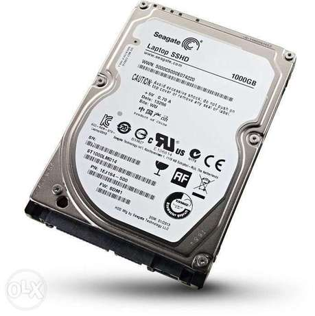 Hard Disk 1TB for laptop