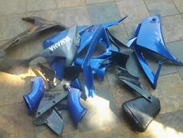 2007/2008 Yamaha YZF R1 parts for sale