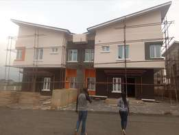 New 3bedroom terrace duplex for sale in an estate at Lifecamp Gwarimpa