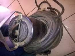 submissible pump for sale suitable for raw water