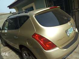 Registered Nissan Murano in perfect condition x2