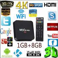 Android TV Box Brand New