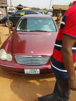 Clean and well maintained c230 for sale..
