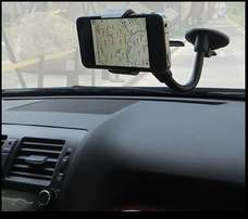 Car Windshield Phone / GPS/ MP3 Holder Rotates 360 degrees