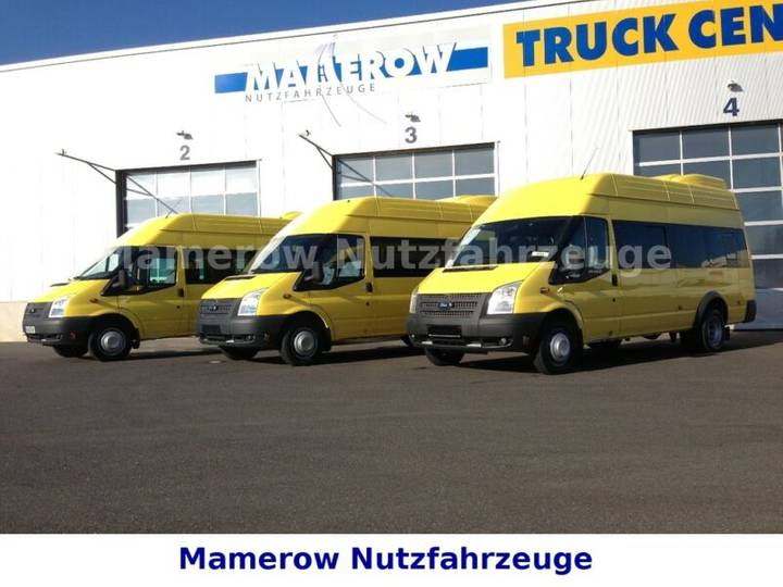 Ford Transit 430E 17-Sitzer, Dachklima, EZ: 11.2013 - 2013