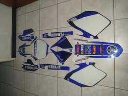 Full Yamaha sticker kit