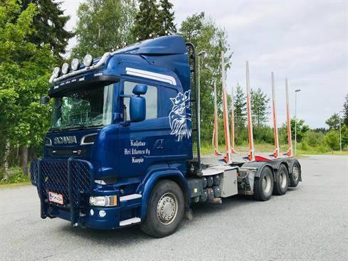 Scania R730 - 2016