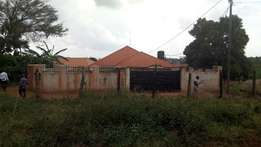 House for sale Opposite Kiira Police station sold at 160m